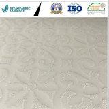 tessuto del coperchio di Mattres&Pillow fiorito 100%Polyester