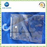 Полный мешок одежды PVC ясности с вешалкой (Jp-Plastic051