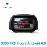 Timelesslong plate-forme Android 6.0 S200 2DIN Lecteur de DVD de l'autoradio pour Ford Ecosport avec construit dans Carplay (TID-W232)