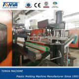 플라스틱 우우병을%s 고성능의 Tonva 10L 밀어남 중공 성형 기계