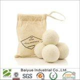 Sfere supplementari delle lane dei 4 pacchetti grandi per l'essiccatore del panno