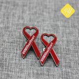 Comercio al por mayor de metal personalizados de alta calidad Soft enamel Pin como