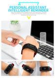 Wristband astuto dell'inseguitore di attività di GPS
