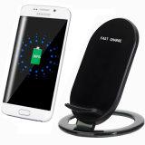 De beste Verkopende het Laden Qi Telefoon van de Cel van het Stootkussen Mini Draadloze iPhoneLader voor iPhone 7 7plus 4 5s 5 6