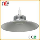 Alta de las luces de la Bahía de LED 100W-1000W luz LED Industrial de la Bahía de alta para la fábrica