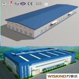 La certification ISO, BV grand entrepôt de bâtiment en acier