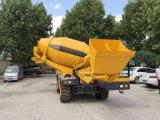 De draagbare ZelfVrachtwagen van de Concrete Mixer van de Lading 3.5m3 voor Verkoop