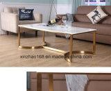 2017 신식 현대 대리석 거실 커피용 탁자 및 센터 테이블
