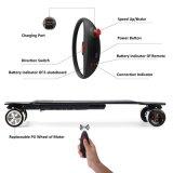 350W verdoppeln elektrische Räder des Skateboard-4 Motor mit Fernsteuerungs