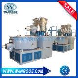 La mezcla de polvo de plástico de alta velocidad de la máquina mezcladora
