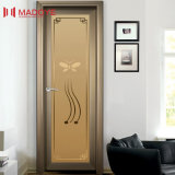 Customized Color Metal Breaking Bathroom Door