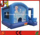 Plättchen der Schönheits-Prinzessin-Theme Inflatable Bouncer Castle