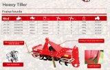 30-75de alimentação HP caixa de velocidades de engate do trator timão rotativo pesado