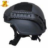 Bullet contra a cor preta Nij Iiia Militar Balísticos Mich 2000 Capacete balístico de aramida