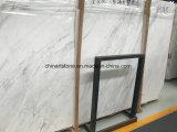 Слябы Volakas верхнего качества Китая белые мраморный для плитки стены