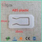 Verpackenzubehör 35mm ABS uer-förmig Hemd-Plastikclip für Kleidung