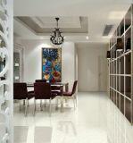 60degree極度の白24*24inch 600*600mmの完全なボディによって磨かれる壁およびフロアーリングの陶磁器の磁器のタイル