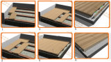 22mm Anti-Slip Decking Anti-Slip Decking를 마루청을 까는 방수 수영장
