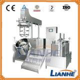 Cosméticos de vacío/farmacéutica emulsionar homogeneizador de nata líquida