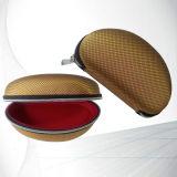 Настраиваемый логотип молнией EVA складные очки для поездки на дисплее
