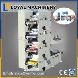 Impresora flexográfica del papel termal de 4 colores