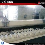PVC艶をかけられるか、または波形を付けられたまたは波の屋根瓦の放出機械