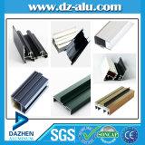 Le meilleur profil en aluminium en aluminium de vente de qualité pour le matériau de construction