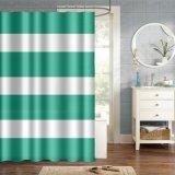 La Chine Nouvelle conception personnalisée de gros de rideau de douche Salle de bains pour les décorations