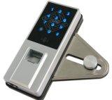 Spezieller Entwurfs-Griff-Bau biometrischer RFID Code-intelligenten dem Verschluss in des Finger-Fühler-