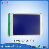"""Sym320X240 B7V12 파란 유형 LCD 모듈 5.7 """" 인치 324240LCD 전시"""