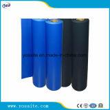 자동 접착 가연 광물 방수 막을%s HDPE 십자가에 의하여 박판으로 만들어지는 고강도 필름