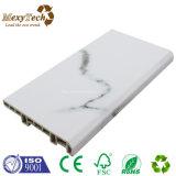 Painel Integrated do papel de parede do PVC do material composto de DIY WPC