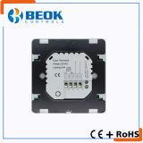 termóstato eléctrico del sitio de la calefacción de la pantalla de 16A LCD para la calefacción de suelo