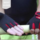 Перчатки эластичной пригодности задействуя для напольного спорта
