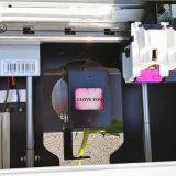 La espuma automática llena de la velocidad rápida de la impresión bebe la impresora del café de Latte de la cerveza