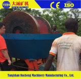 1200A金ぬれた鍋の製造所か金の粉砕の製造所