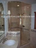 glace claire de pièce jointe de douche d'écran de douche de salle de bains de 10mm Toughned