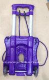 Carro portátil da bagagem com cabo de tirante com mola (HT025)
