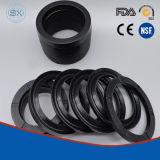 NBR, FKM, тефлона осевой гидравлический вал резиновые кольцевые уплотнения V-