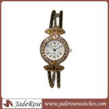 La mode en alliage de regarder la mode montre-bracelet Nouveau Style Watch Lady Watch
