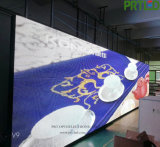 Coût bon marché grand écran LED de plein air en couleur pour la vidéo de la publicité avec Pixel 10 mm, 8 mm