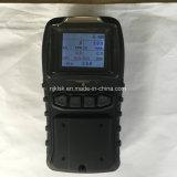 Nouvelle conception antichoc portable Multi (O2, CH4, CO, H2S) détecteur de gaz