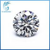 Ronda H&un corte de color Ij claridad Vvs Moissanite sueltos de piedras preciosas para joyería