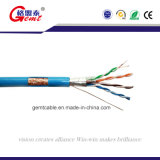 Bare solide conducteur en cuivre de câble réseau UTP Cat5