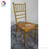 Silla amontonable al aire libre Hly-Cc062 del banquete de China Tiffany