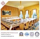 Het naar maat gemaakte Meubilair van het Hotel met Moderne Stevige Houten het Dineren Stoel (yb-0595)