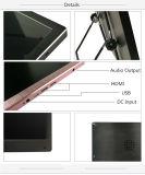 De ultra-Slanke Draagbare Monitor van 13.3 Duim met de Structuur van de Legering van het Aluminium