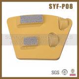 콘크리트 표면 제거와 수선을%s 다이아몬드 PCD 가는 공구