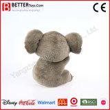 Juguete suave realista del oso de Koala del animal relleno de la felpa de ASTM
