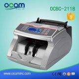 Ocbc-2118 de Tellende Machine van de Munt van de Rekening van het Geld van de hoge snelheid